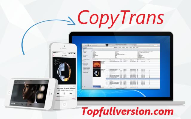 CopyTrans Crack & Keygen Free Download {Latest}