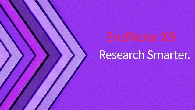 EndNote X9 Product Key {Crack + Keygen} Free Download