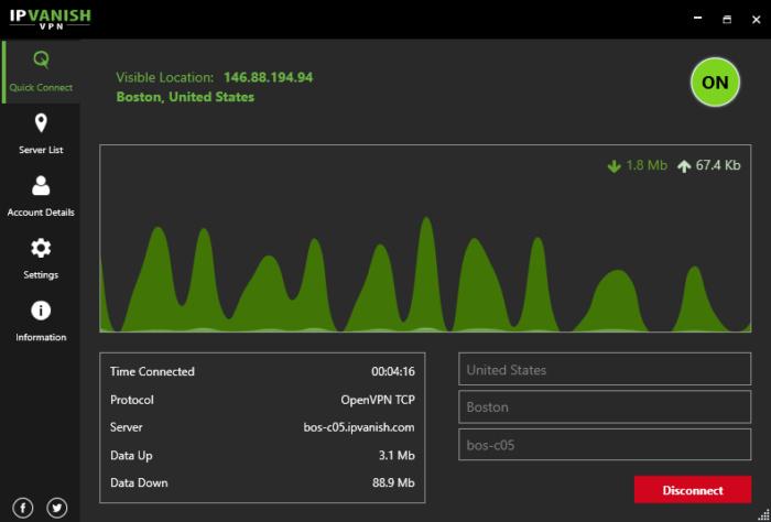 IPVanish 3.2.12.0 Crack & Serial Key Free Download