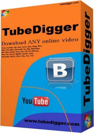 TubeDigger 6.5.7 Crack With Serial Key {Latest}
