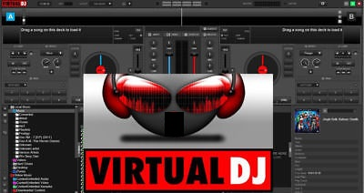 Virtual DJ 2018 Crack Build 4592 + Keygen Torrent Download