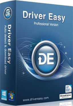 Driver Easy Pro 5.6.7 Crack With Keygen Free Download