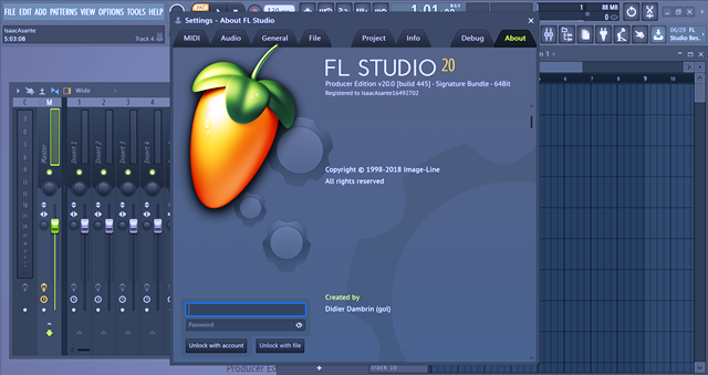FL Studio 20.6.2.1544 Crack With Keygen Torrent {Mac/Win}