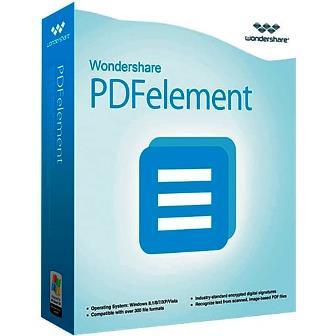 Wondershare PDFelement 6.8.4 Crack & Registration Code Full