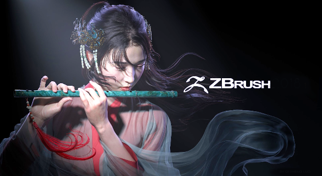 ZBrush 4R8 Crack + Keygen 2018 Torrent Free Download