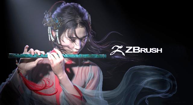 ZBrush 4R8 Crack + Keygen 2018 Torrent Free Download