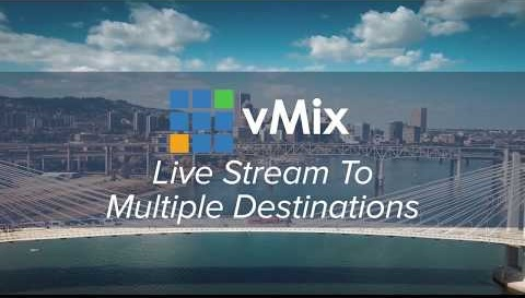 vMix 21.0.0.51 Crack {Registration Key + Keygen} Free Download
