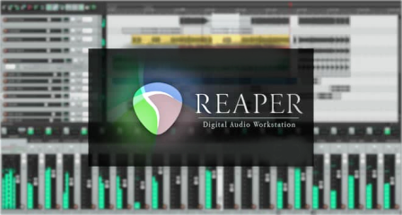 REAPER 5.9.6 Crack With License Key Free Download