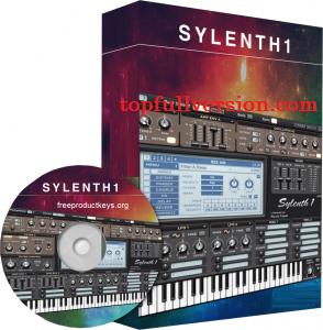 Sylenth1 3.050 Crack + Keygen Torrent Full Version 2019